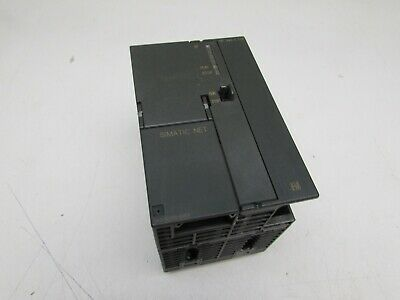 Siemens Simatic Net Cp 343-1 6Gk7343-1Ex00-0Xe0 Communication Processor Used !!