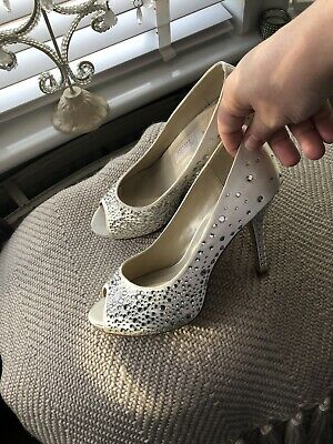 rainbow club wedding shoes size 6