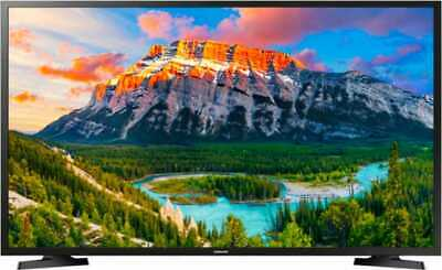 Samsung Smart TV 32 pollici Televisore LED Full HD DVB T2 Wifi UE32N5370 ITA