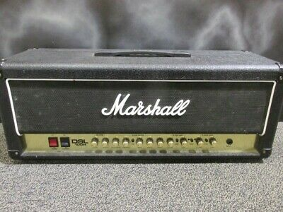 MARSHALL DSL15H WITH Effect Loop and Clean Channel Kruse Control Mod