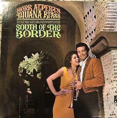 HERB ALPERT & THE TIJUANA BRASS/South Of The Border VG/VG+
