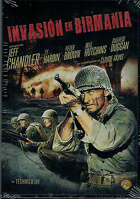 Invasion en Birmania (Merrill's Marauders) (DVD Nuevo)