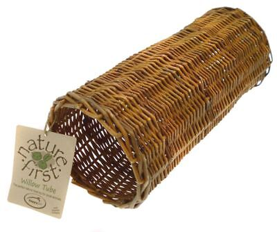 Natures First Willow Tube Lge (Pack of 3)
