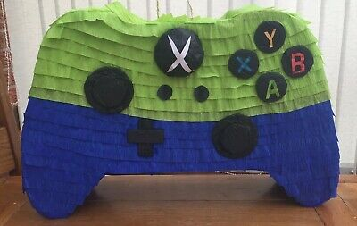 Xbox Controller Playstation  Piñata Boys Party Games Kids Birthday