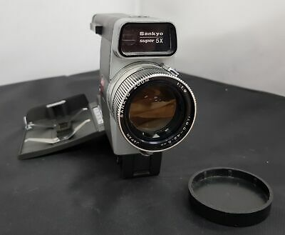 Vintage SANKYO Super 5X Cine Movie Camera #392
