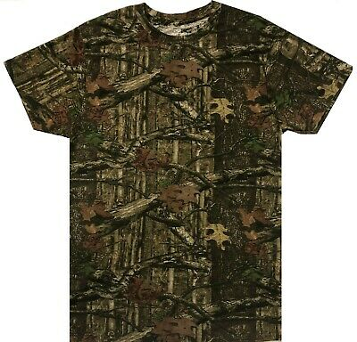 Mossy Oak Men's Premium Cotton Moisture Wicking LG (42-44)