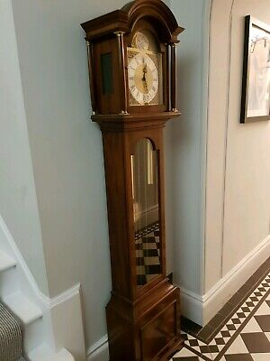 Tempus Fugit Longcase Grandfather Clock