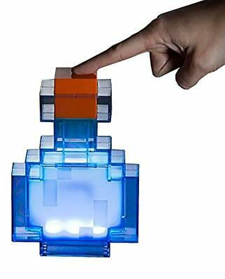 Minecraft Color Changing Potion Bottle Kids Fun Play Lights Up Toy Best Gift New