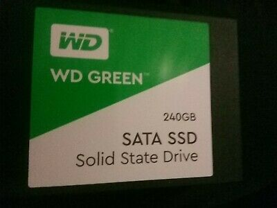 Western Digital Green 240 GB, internal, 2.5 inch (WDS240G1G0A) Solid State Drive