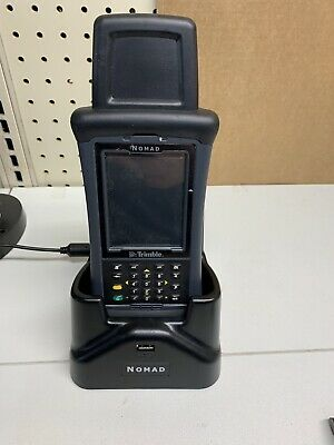 Used Nomad TRIMBLE Data Collector (A)