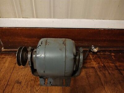 VINTAGE GE General Electric 5KH45KB17 1/3 HP 115V 1725 RPM AC Motor