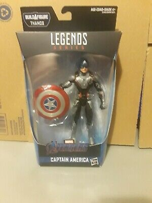 Captain America Avengers BAF Thanos Endgame Action Figure Marvel Legends NEW