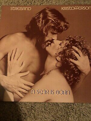 A Star is Born, Original Vinyl LP, 1976 - Barbara Streisand/Kris Kristofferson