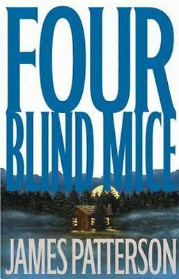 Four Blind Mice by James Patterson (Hardcover, Brand New, Dust Jacket)