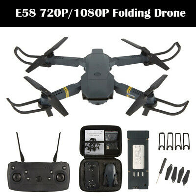 Eachine E58 WIFi RC Drone With HD Camera FPV Foldable Arm Selfie Quadcopter