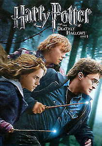 Harry Potter and the Deathly Hallows, Part 1 DVD, Richard Griffiths, Brendan Gle