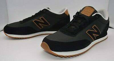 d3f6c63926ee0 New Balance Men's 501 Ripple Sole Pack Classic Shoes Black Brown 10.5  MZ501AAA