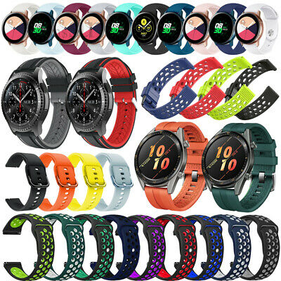 Replacement Silicone Watch Band Strap Bracelet For Huami Amazfit GTR 42mm/47mm