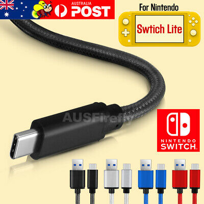 New USB Charger Charging Power Cable Cord for Nintendo Switch Lite 2019