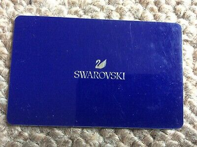 Swarovski Gift Card Voucher Value £35