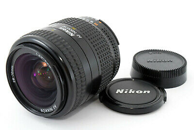 【NEAR MINT】 Nikon Nikkor AF 28-70mm f/3.5-4.5 D AF Zoom Lens From Japan #0190432