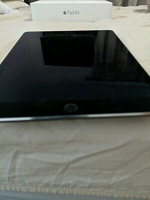 Apple iPad Air 2 128GB, Wi-Fi, 9.7in - Space Grey - great condition