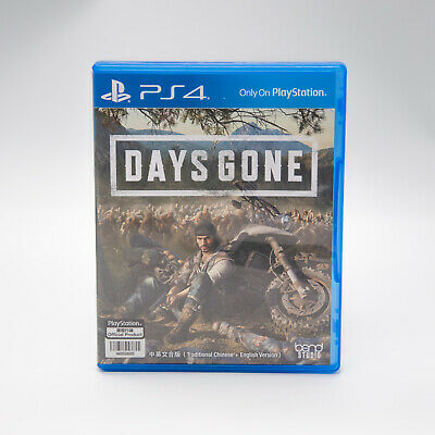 Days Gone For Sony Playstation 4 PS4 English Voice, English / Chinese Sub