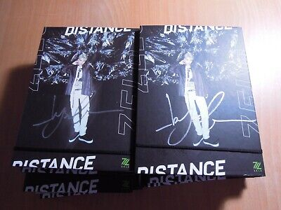 ZELO (BAP) - Distance (1st Mini promo) with Autographed (Signed)