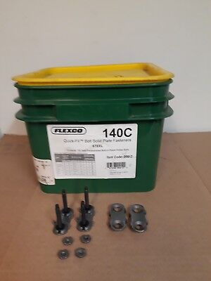 Brand New Flexco  140 Conveyor Belt Lace/Repair Kit with Tools (100)Ct