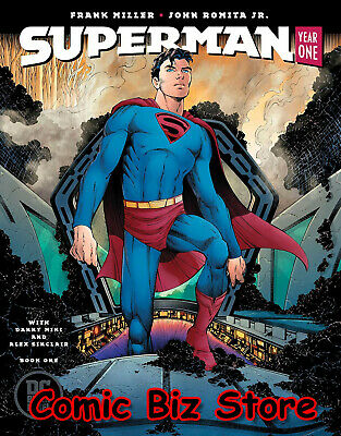 MILLER COVER- DC COMICS SUPERMAN YEAR ONE #3 OF 3 L755 PREORDER 16.10.2019