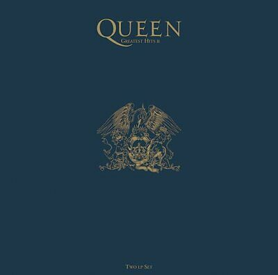 Queen: Greatest Hits II (2LPs: 180GV)