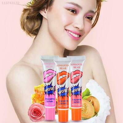 59AE Lovely Peach Lipstick Lip Gloss Makeup Products Lady