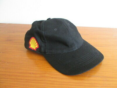 Casquette Shell Noire Helix Ultra Station Service Garage