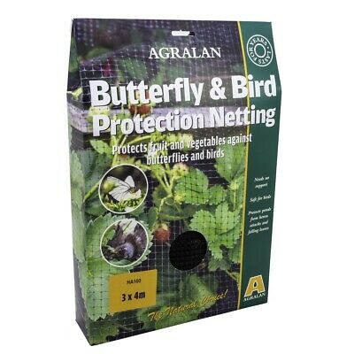 Bird & Butterfly Protection Netting (4m x 3m)