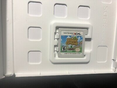 Animal Crossing: New Leaf (Nintendo 3DS, 2013) Complete CIB
