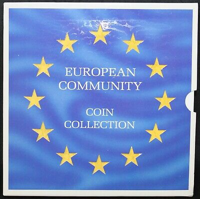 European Community Coin Collection | Coin Sets | KM Coins