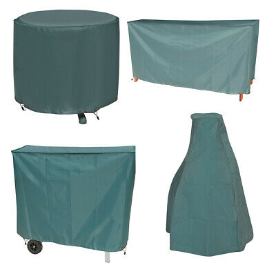 Gas BBQ Cover Chiminea Garden Furniture Barbecue Grill Protector Waterproof
