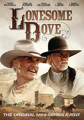 Lonesome Dove (DVD, 2015, 2-Disc Set) disc only