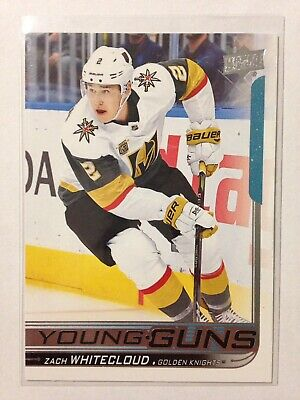 2018-19 Upper Deck Young Guns Series 1, 2, and Updates! - You Pick!