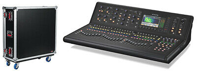 Midas M32LIVE 40-Input Digital Console w/ 25 Buses 32 Mic Pres & Gator ATA Case