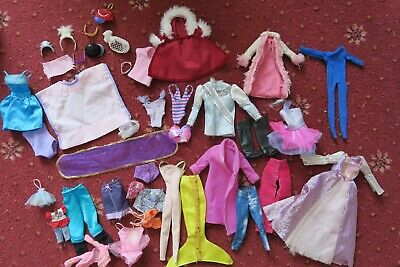 VINTAGE BARBIE SINDY DOLL CLOTHES BUNDLE Ken Skipper Kelly