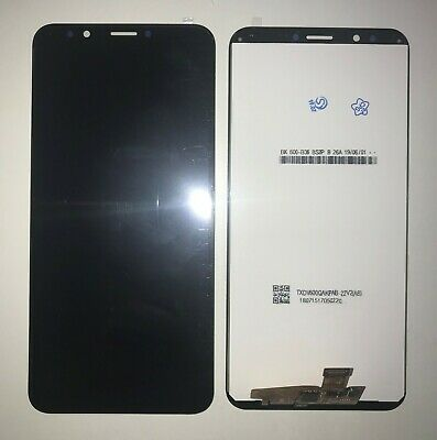 Touch Screen Schermo Display Lcd + Vetro Huawei Y7 2018 / Honor 7C Nero Ldn-L01