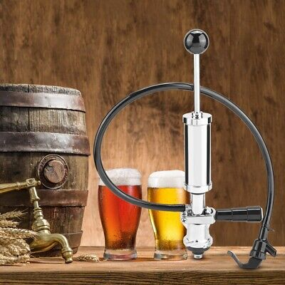 Heavy Duty Beer Keg Tap Pump Squeeze Trigger Beer Picnic Tap Pump Device Tools
