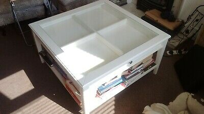 Ikea Liatorp White Coffee Table 2700 Picclick Uk