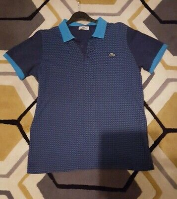 Mens Genuine Lacoste Polo Shirt Size XL Size 6 ex condition