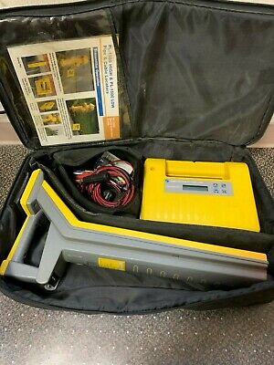 SubSurface Instruments PL-1500 Pipe and Cable Locator - Fast Free Shipping