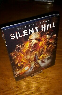 SILENT HILL Collectors Ed Bluray US import Shout/Scream Factory(rare slipcover)
