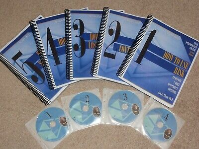 Van Tharp Peak Performance Trading Course 4 CD Set and 5 Day Traders Books