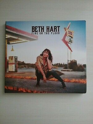 Beth Hart  Cd / Fire On The Floor/ In As New Condition