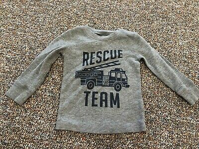 Jumping Beans Rescue Team Long-Sleeved Shirt 2T